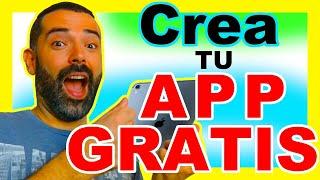 7. Cómo CREAR Aplicaciones SIN SABER PROGRAMAR y 💲GRATIS💲 ¡No lo vas a poder creer! 😱 [Glide]